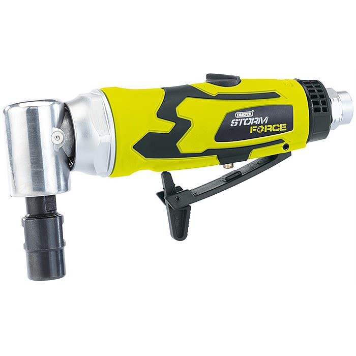 Draper 47572 Expert Composite Body Air Angle Grinder  115 mm