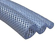 Braided PVC Tubing Hose 11/2 (38mm)