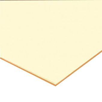 Hardboard Creamfaced 2440 x 1220 x 3.2mm