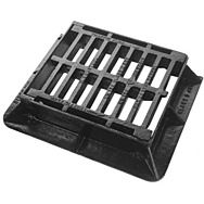 Hinged Rod Grate Ductile 430 x 370 x 100mm
