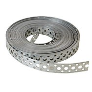 Galvanised Fixing Band 13mm x 0.75mm x 10 Metres