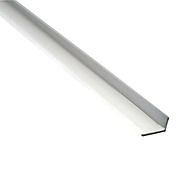 PVC Corner Profile 1m x 7mm x 7mm