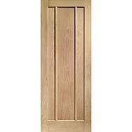 Internal Prefinished Worchester Oak Door