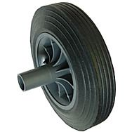 Grey Wheelie Bin Wheel For 240L Bin