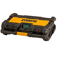 DeWalt DWST1-75663 Tough System Worksite DAB Radio & Charger DWST175663GB
