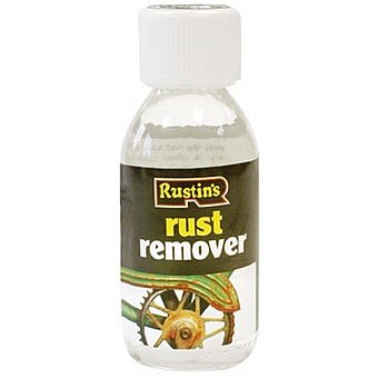 Rust Remover 125ml by Rustins