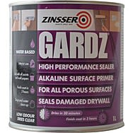 Zinsser Gardz 1 Litre High Performance Sealer & Primer
