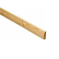 Bevelled Redwood Timber Mouldings