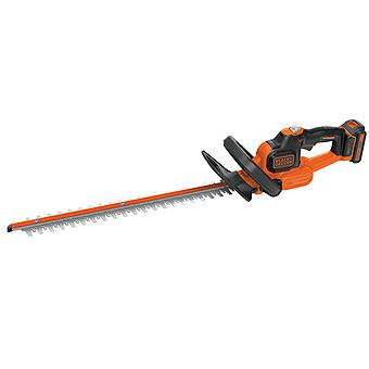 Black and Decker GTC18452PC 18V Cordless Hedge Trimmer 2.0Ah