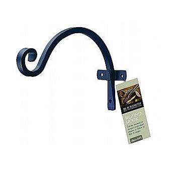 "Gardman 01260 Blacksmith 16"" Round Hook Wall Bracket"