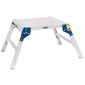 Draper 83996 1 Step Aluminium Step Ladder