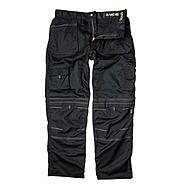 Apache APKHTBLK Black Work Trousers with Holster