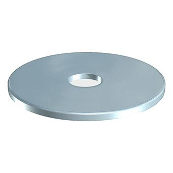 Picture of Timco Zinc Plated Mudguard Penny Washer M8 x 30mm
