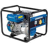 Draper 87059 Petrol Generator 2.2KVA/2.0KW
