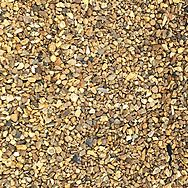 10mm Golden Gravel Decorative Stones 750kg Bag