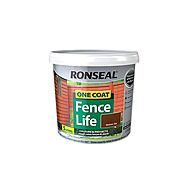 Ronseal Onecoat Fence Life 5 Litres