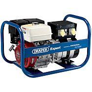 Draper 43729 Expert 6.0kw Petrol Generator