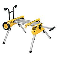 Dewalt DE7400 Heavy Duty Rolling Saw Stand
