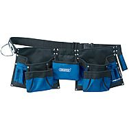 Draper 03068 Heavy Duty Double Tool Pouch