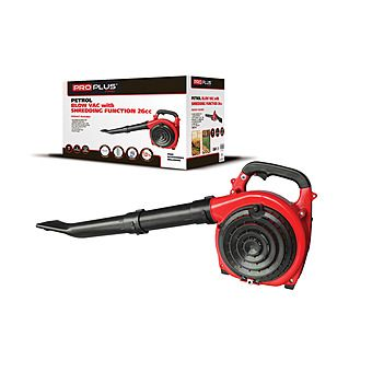 Proplus PPS762052 Petrol Blow Vac with Shredding Function 26cc