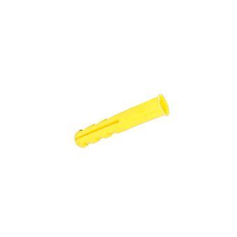 Sinops Yellow Wall Plugs 100 Pack