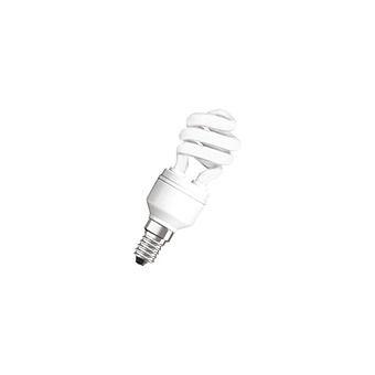 Osram DuluxStar CFL Spiral 12W Bulb SES