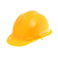 Scan Standard Industrial Safety Helmet Yellow
