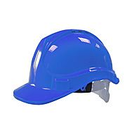 Scan Standard Industrial Safety Helmet Blue