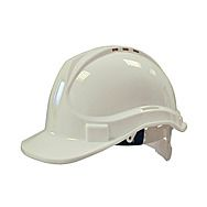 Standard Industrial Safety Helmet White
