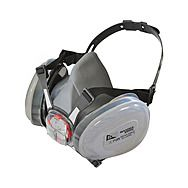 Scan SCAPPERESPP2 Twin Filter Respirator with Cartridge P2