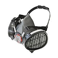 Scan SCAPPERESPA1 Twin Filter Respirator with Cartridge A1