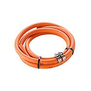 Calor TB1042 Propane Gas Hose 8mm x 3 Metres with Jubilee Clips
