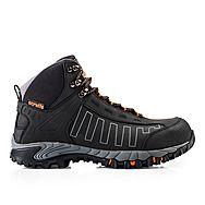 Scruffs Cheviot Safety Work Boots Black