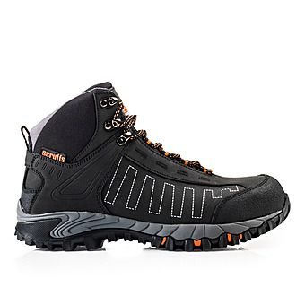 Picture of Scruffs Cheviot Safety Work Boots Black