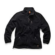 Scruffs Water-Resistant Worker Fleece Black