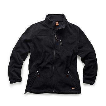 Picture of Scruffs Water-Resistant Worker Fleece Black