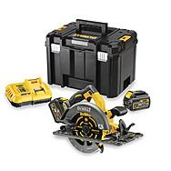 DeWalt DCS576T2 FlexVolt 54V Circular Saw 190mm Rail Saw 2 x 6.0Ah Batteries