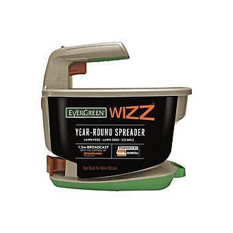 Scotts Evergreen Wizz Battery Powered Spreader