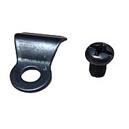Replacement Clip & Screw For Evergreen Stove Glass
