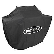 Outback Universal BBQ Cover to Fit Meteor & Apollo 4 Barbecues