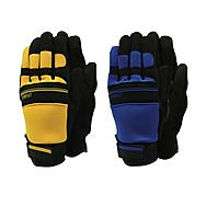 Town & Country Ultimax Synthetic Leather Men's Gloves Medium