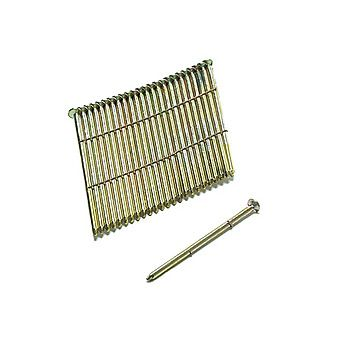 Bostitch S31090G8 Galvanised Smooth Naills 90mm Pack of 2000