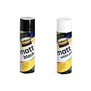 Prosolve All Purpose Matt Paint 500ml Aerosol