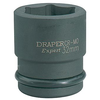 "Picture of Draper 419-MM Expert 3/4"" Sq Dr Hi-Torq 6 Point Impact Socket"
