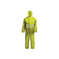 Scan Hi-Visibility Yellow Rain Suit