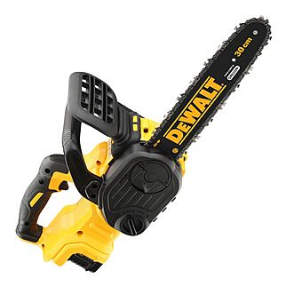DeWalt DCM565P1 18V Brushless XR Cordless Chainsaw 30mm With 1 x 5.0Ah Battery