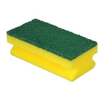Bettina Handgrip Sponge Scourers Pack of 10
