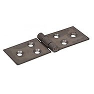Centurion Pair Of 25mm Self Coloured Butt Hinges