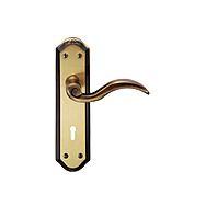 Carlisle Brass Wentworth Florentine Bronze Lock Handle