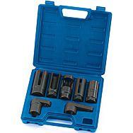 """Draper 89765 Expert 3/3 And 1/2"""" Sq. Dr. Oxygen Sensor Socket Set"""